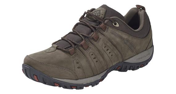 Columbia Peakfreak Woodburn II Shoes Men Cordovan, Gypsy